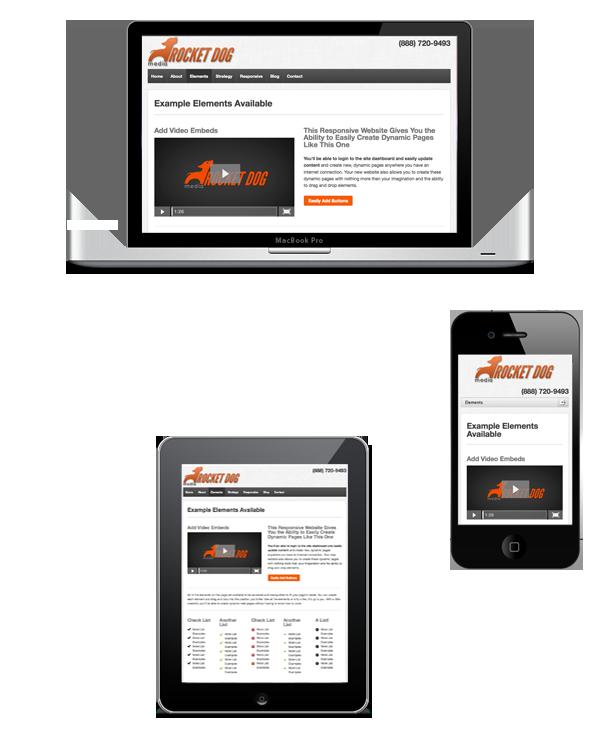 Responsive Web Design with Rocket Dog Media